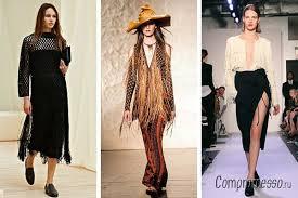 одяг з бахромою