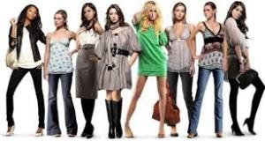 інтернет магазини одягу