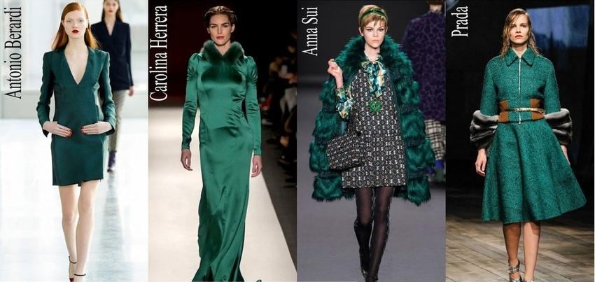 Модні тенденції осені