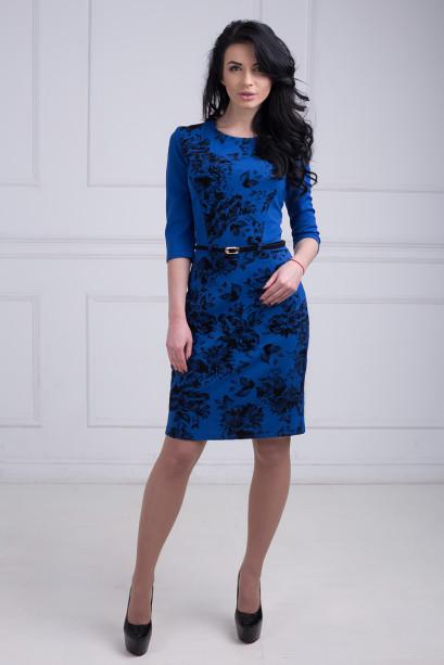 Купити модні сукні кольору моря! bff21815d9aaa