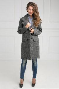 пальто жіноче осінь