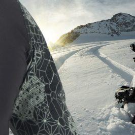 Модна термобілизна для походу в гори.