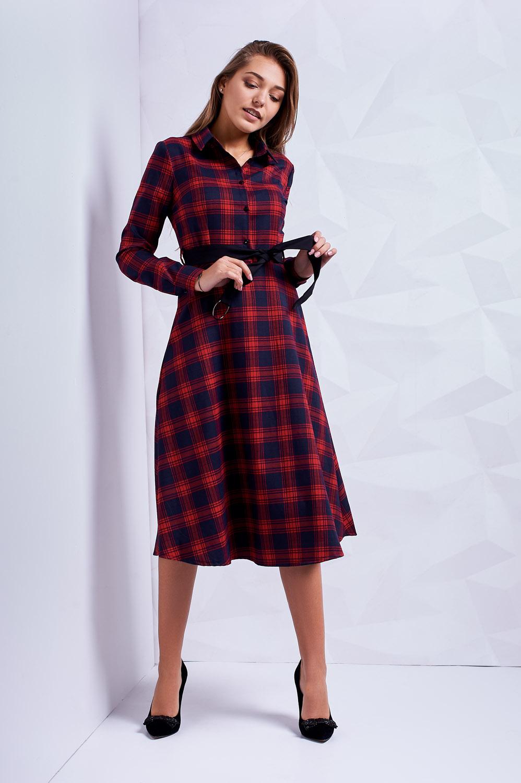 Модні зимові трикотажні сукні.  d3e6eea35f729