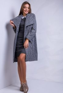 пальто до коліна