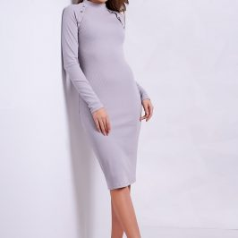 Модні бежеві сукні!