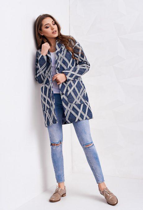 Пальто жіноче на осінь купити в інтернет магазині Стімма. 297fb7b463623