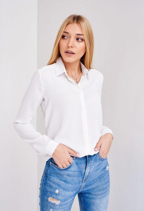 f4d678a1471 Купити білу блузку на всі випадки життя.