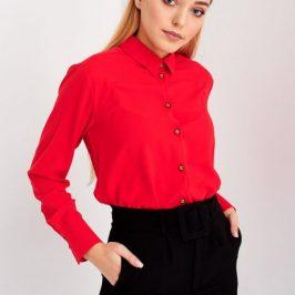 Купити червону блузку.