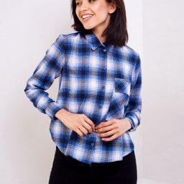 Сорочка з джинсами – стильно і модно.