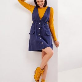 Жіночий одяг і фіолетова осінь.