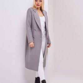 Пальто як частина гардероба сучасної жінки.
