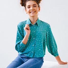 Блузки для дівчаток підлітків.