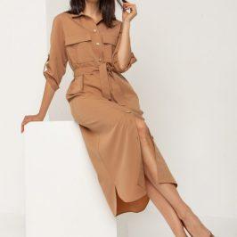 З чим носити плаття в підлогу?