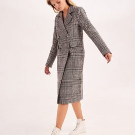 Верхній модний одяг для осені та початку зими.