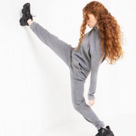 Одяг сірого кольору – як поєднувати і носити.