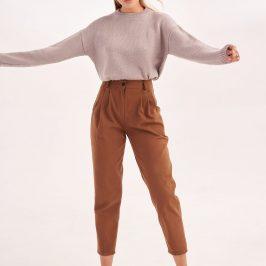 Як і з чим носити брюки-чінос?